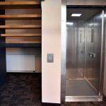 Der Homelift fügt sich perfekt in Ihre Wohnumgebung ein, elegant und diskret.
